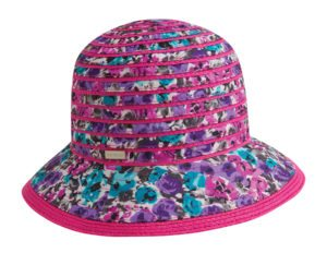 Holland Hats Betmar Biscayne Bay Magenta