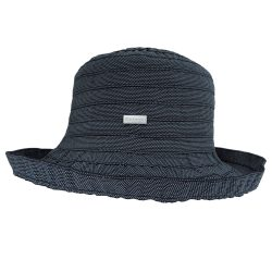 Holland Hats Betmar Kettle Edge Ribbon Hat