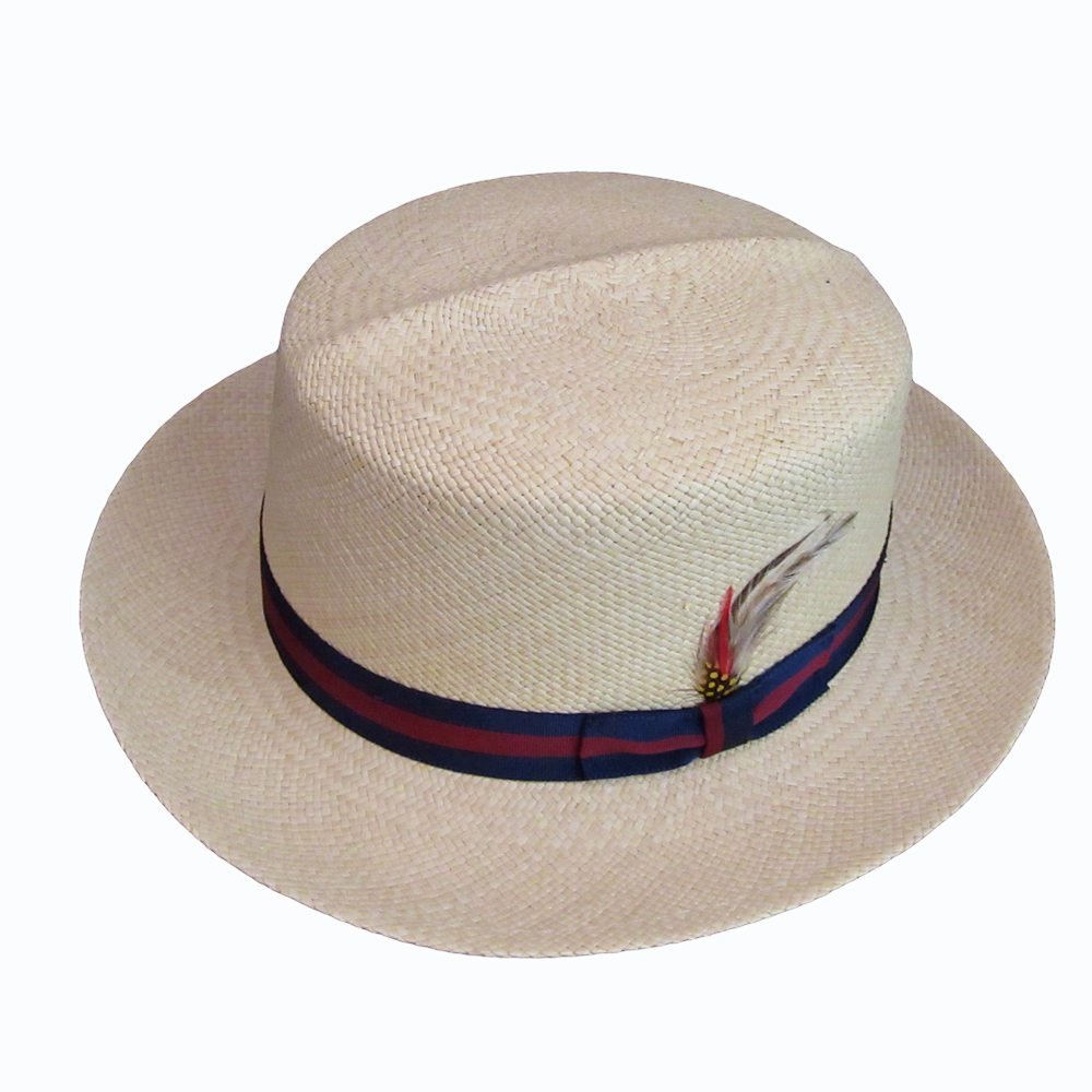 c18f1f8d1d4 Capas Optimo Authentic Panama Straw Hat - Holland Hats