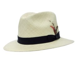 Holland Hats Capas Downbrim Panama Straw Summer Hat