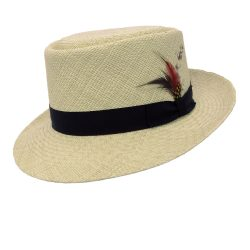 Holland Hats .Capas Pork Pie Telescope Panama Straw Hat