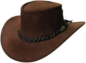 Holland Hats Jacaru Australia Wallaroo Suede Hat