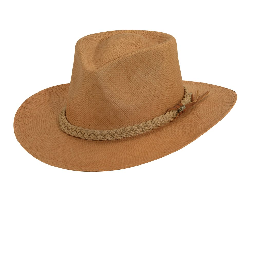 Scala Outback Panama With Braided Jute Holland Hats
