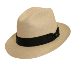 Holland Hats Scala Genuine Panama Summer Fedora