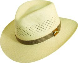 Holland Hats . Tommy Bahama Genuine Vented Panama