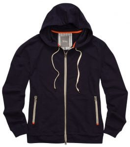 Holland Hats Tilley Hoody 1309 Navy